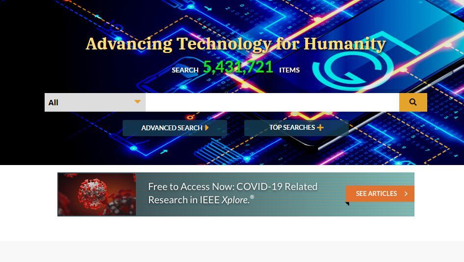 IEEE Xplore academic databases